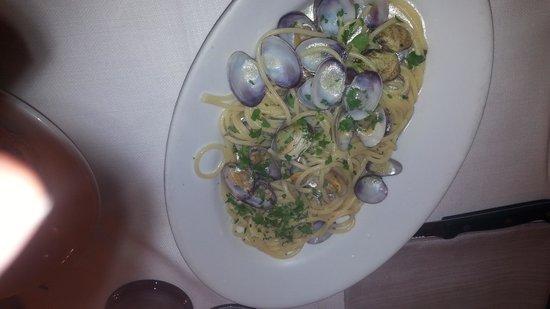 Ristorante Stravizio: spaghetto e vongole