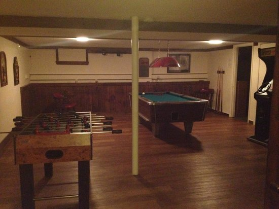 Big Bears Lodge: Game Room