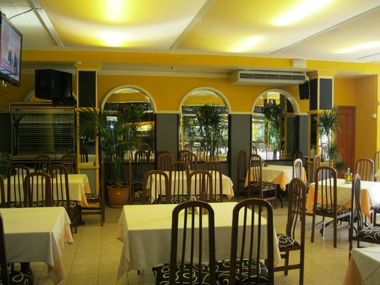 Restaurante Royal Garden: Interior