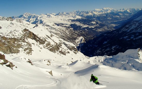 Bureau des Guides de Courchevel