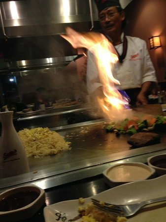 Saito Japanese Steakhouse