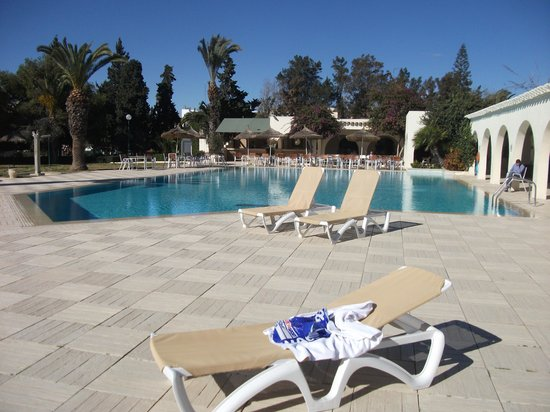 Seabel Alhambra Beach Golf & Spa : Poolbereich