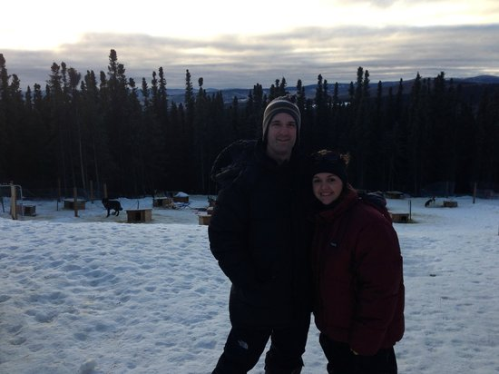 Sirius Sled Dogs & Aurora Tours: The other Brad and Amy