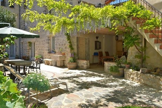 Holidays in Lagrasse