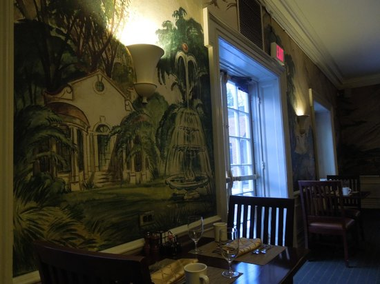 The Gideon Putnam: Dining room