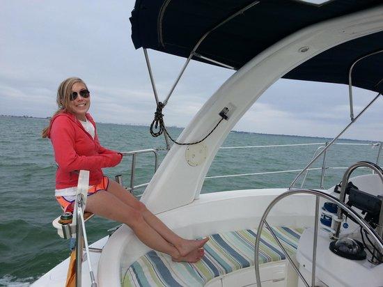 Magic Wind Adventure Sailing: Cruising