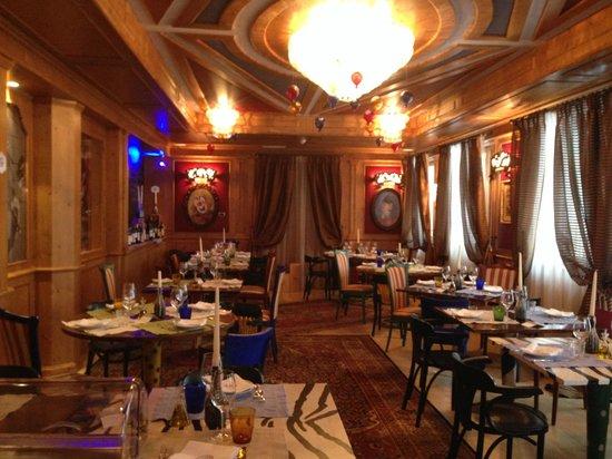 Osteria del Circo: sala ristorante
