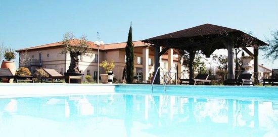 Best Western Plus Le Canard Sur Le Toit : Notre piscine