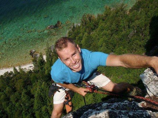 At Last Adventures: Rock Climbing