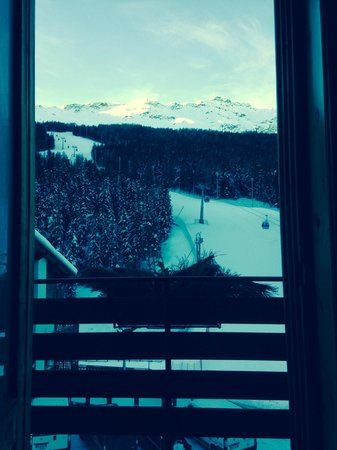 Hotel Confinale: Room with a View
