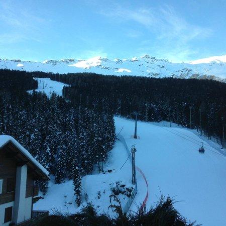Hotel Confinale: Debora Compagnoni slope