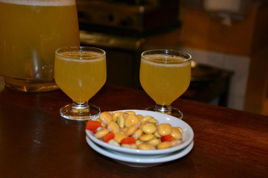 Casa de Abrigo do Poiso: Best Traditional Drinks in Madeira Island