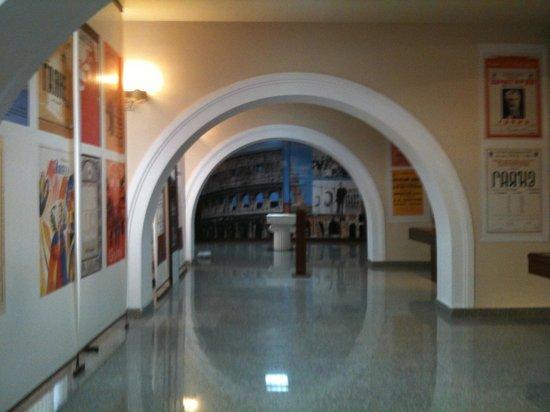 Aram Khachaturian Museum : Interno