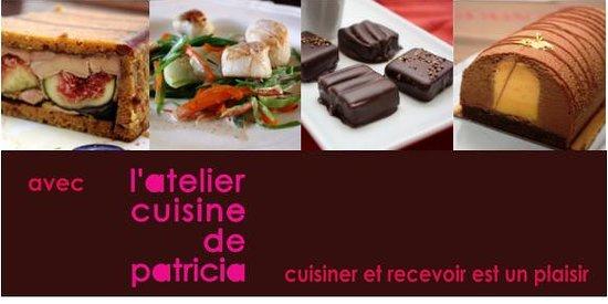 Atelier cuisine de Patricia