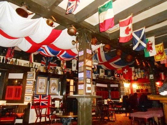 British Restaurant St Augustine