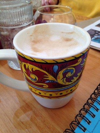 M.A. Cafe: Cappucino