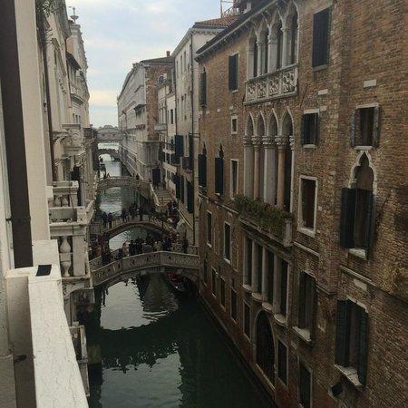 Hotel Colombina : view from balcony