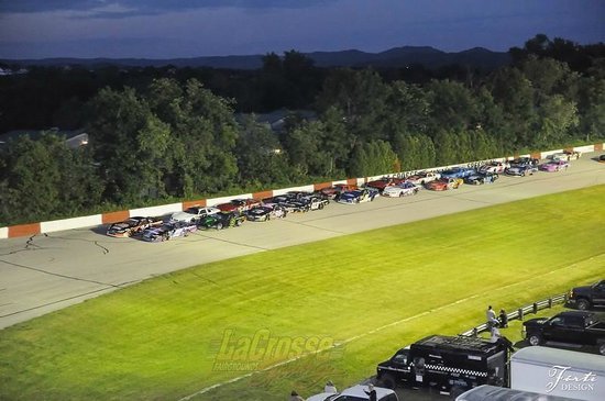 LaCrosse Fairgrounds Speedway: Big races also take place, including the Oktoberfest Race Weekend