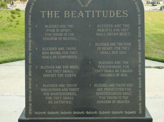 Groom, TX: Beaatitudes