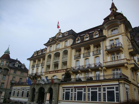 Hotel Royal St. Georges Interlaken - MGallery Collection: Royal St-George
