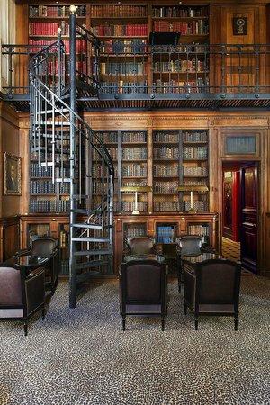 Le Bar du Saint James Paris