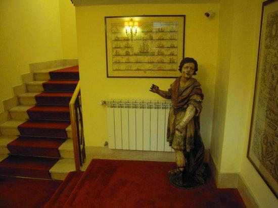 Hotel Napoleon: Particolare