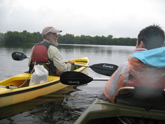 Everglades Area Tours: John, our guide