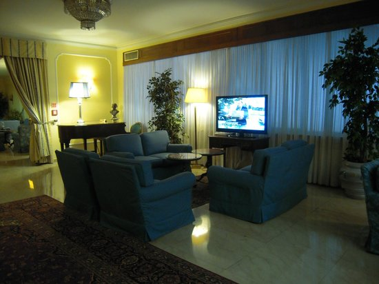 Hotel Napoleon: Salone1