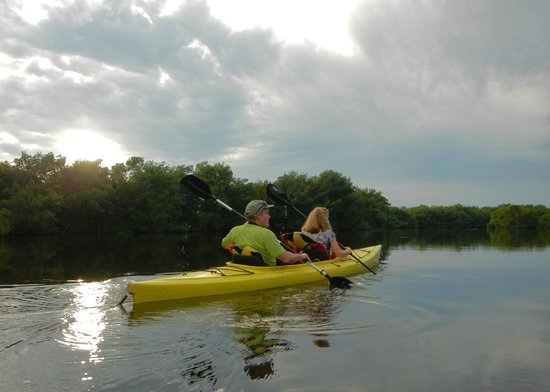 Tour the Glades - Private Wildlife Tours: Returning as sun is setting