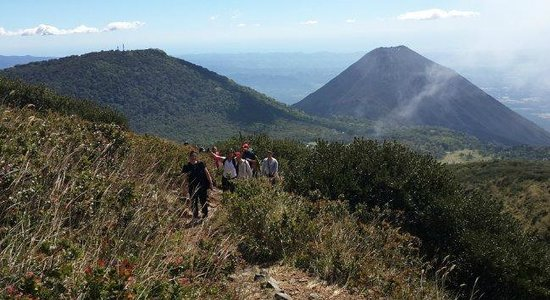 Santa Ana Volcano : Foto1