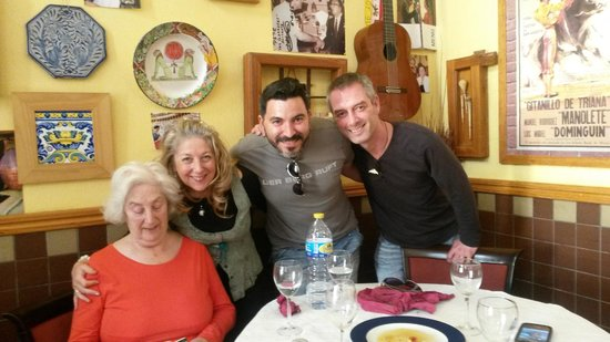 La Taberna Iberica: Inside with our holiday home owners