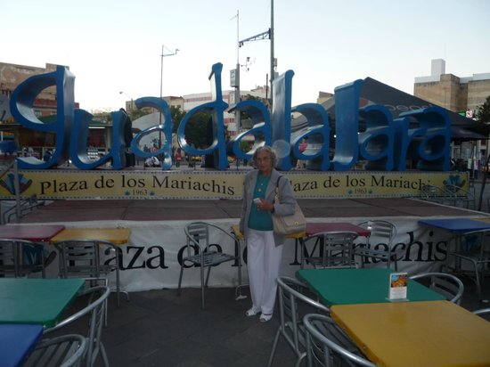 Plaza de los Mariachis: A Plaza