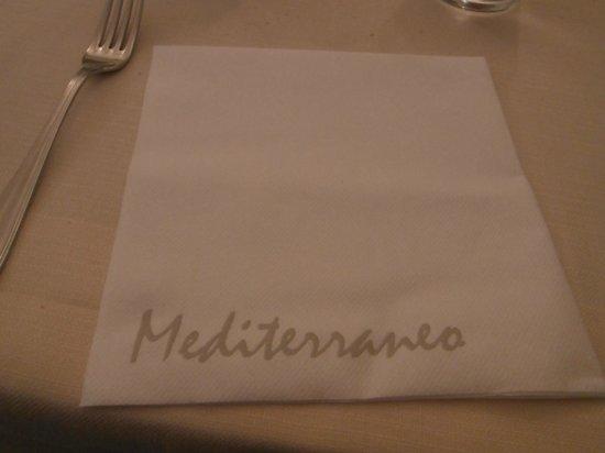 Mediterraneo : tavolo