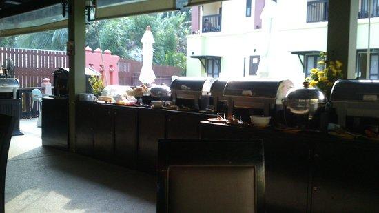 Phulin Resort: Ресторан