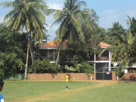Little Paradise Tourist Guest House and Holiday Home Anuradhapura: a view of the place