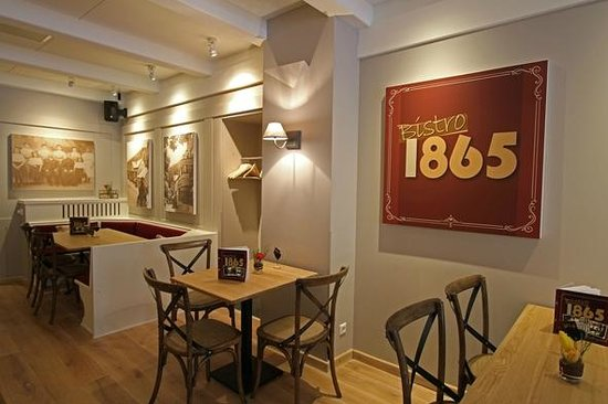 Hotel des Nations : BISTRO 1865