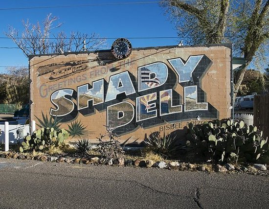 Shady Dell RV Park: Welcome to the Shady Dell