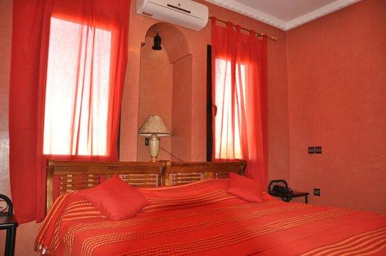 Le Beau Site Ourika : Chambre à coucher
