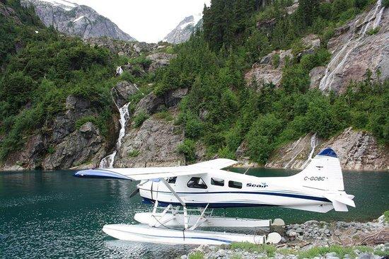 Seair Seaplanes: Lake Lovely Water Glacier & Alpine Tour
