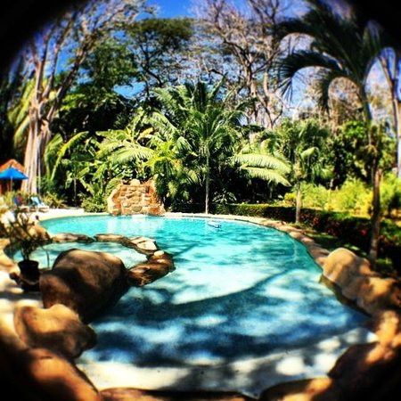 Villas Hermosas: View of the pool