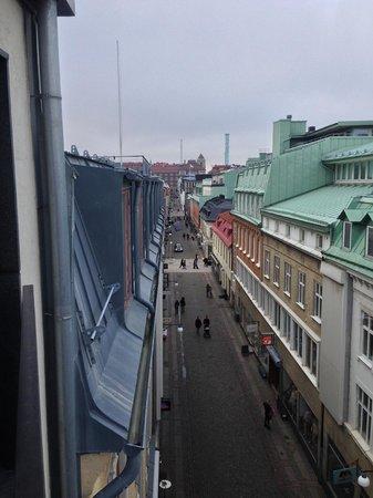 Avalon Hotel: Ausblick vom Balkon