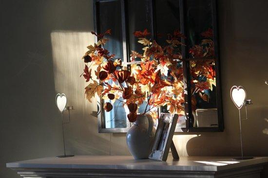 Le Jardin Sarlat: Sitting Room