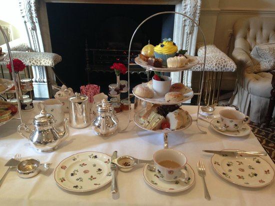 Egerton House Hotel : Afternoon Tea