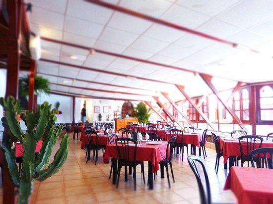 Castillo Beach: Mirador Restaurante