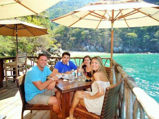 Ocean Grill Restaurant & Beach Club: Ocean Grill Vallarta