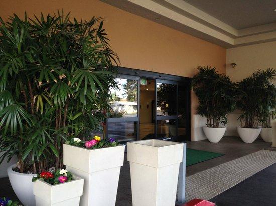 Holiday Inn Hotel & Suites Anaheim (1 BLK/Disneyland): Entryway
