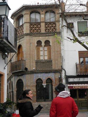 Play Granada: la plus ancienne boulangerie de la ville