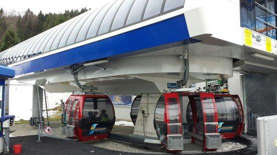 Imberg / Skiarea Steibis: Imbergbahn