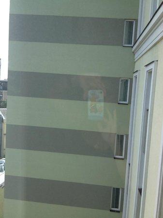 ibis Kiev City Center : вид из окна
