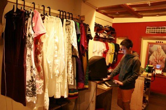 Travel Trip: my shop
